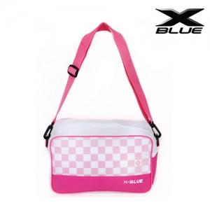 타포린가방 -사각- (핑크)