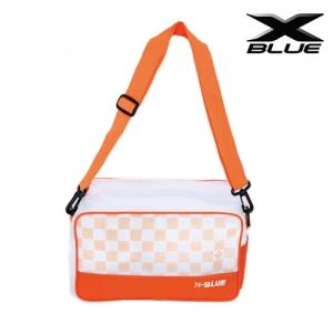 타포린가방 -사각- (오렌지)