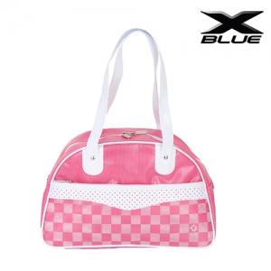 타포린가방 -반달- (핑크)
