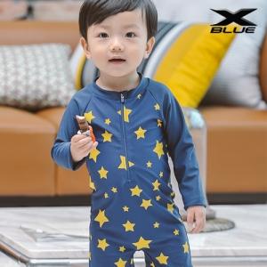 별 레슬링(5405) 물놀이 유아 래쉬가드 수영복
