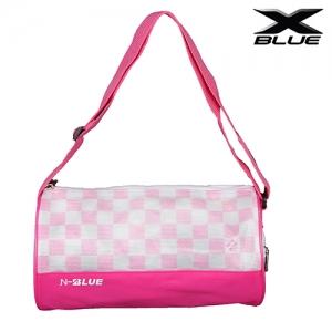 타포린가방 -원형- (핑크)