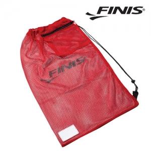 매쉬 망사 가방(빨강) 피니스 FINIS