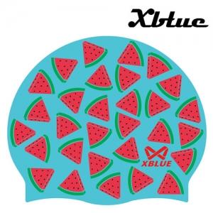 XBLUE 수박(BLU) 실리콘 수모