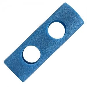 아쿠아봉 2구 클립(3색)-파랑