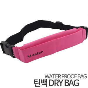 틴백(PIK) 드라이백 방수백 비치백 힙색 크로스백 물놀이 가방