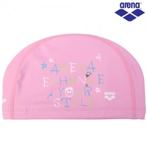ASAAQ02(PNK) 크레용 수모 ARENA 국산 아레나 코팅수모