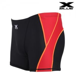 XMQ-6102 (BKRE) 엑스블루 주니어 사각 수영복