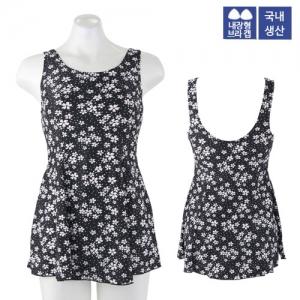 CWU-9204 엑스블루 아쿠아복 엄마 수영복 빅사이즈