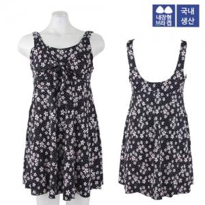 CWU-9217 엑스블루 아쿠아복 엄마 수영복 빅사이즈