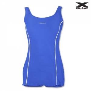 CWSP-5001(BLUE) 엑스블루 아쿠아복 엄마 수영복 빅사이즈