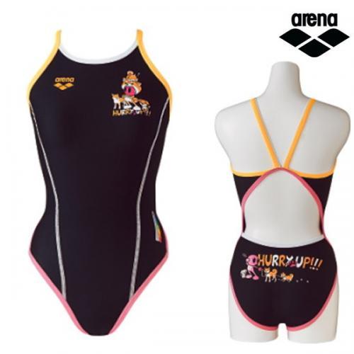 SAR-7103WJ(BKOP) ARENA 아레나 탄탄이 수영복 주니어