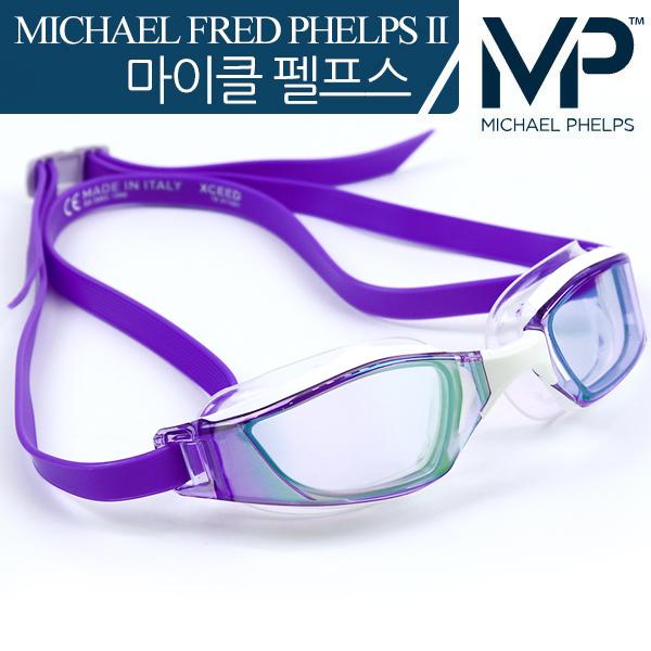 XCEED Titanium Mirror-0189230 MP 마이클 펠프스 수경