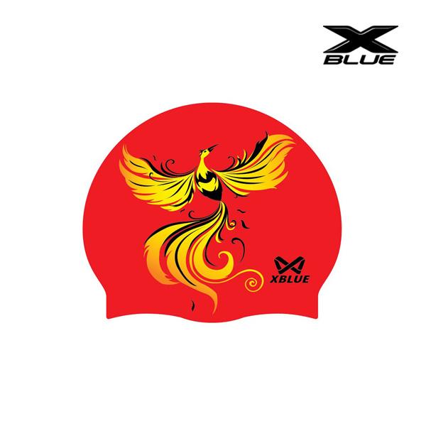 엑스블루 피닉스 (RED) 실리콘수모