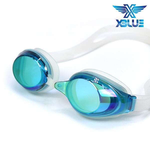엑스블루 수경 패킹/미러렌즈 XB24MR[AQA]