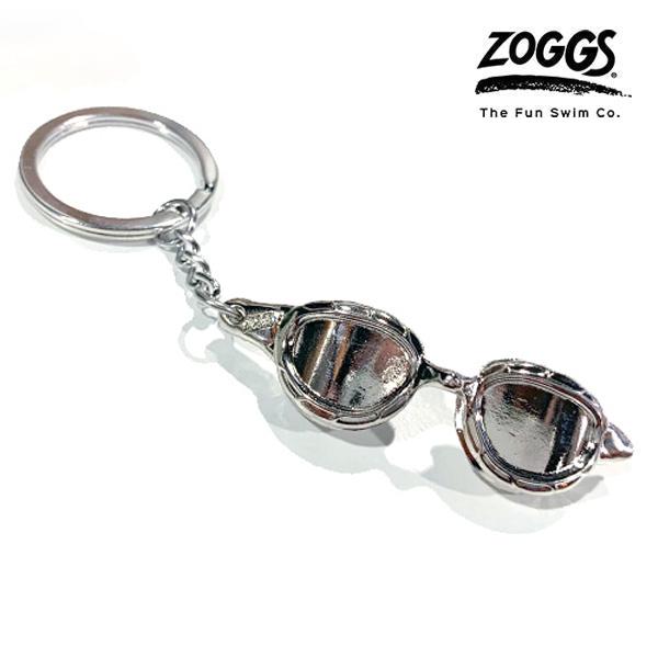 ZOGGS 한정판 프레데터 키링 열쇠고리-SILVER