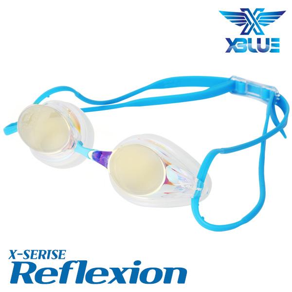 XBL-0405-CLSK 엑스블루 REFLEXION 미러 패킹 수경