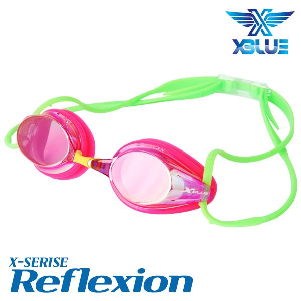 XBL-0405-PKGN 엑스블루 REFLEXION 미러 패킹 수경