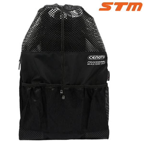 CENOTE MASH SWIM BACKPACK-BLACK 메쉬 백팩 가방 수영용품
