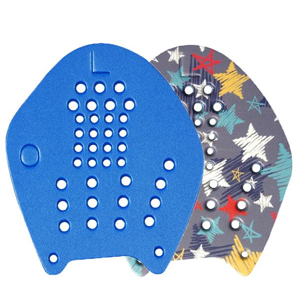 Stars Stroke-BLU-0 스트로크메이커스 양면 패들 초등학생용 훈련용품
