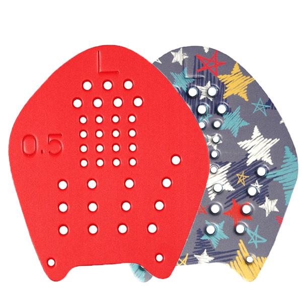 Stars Stroke-RED-0.5 스트로크메이커스 양면 패들 중고등학생용 훈련용품