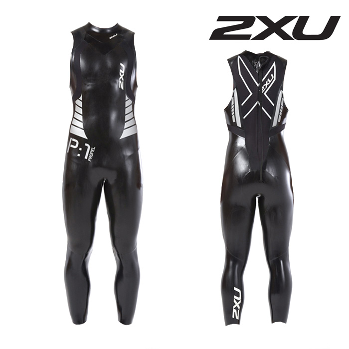 2XU 2021 Mans Propel P1 Sleeveless 철인3종 슈트