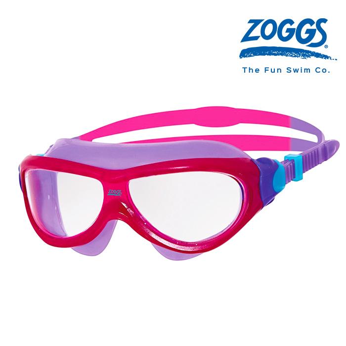 ZOGGS 팬텀 주니어 마스크 (PINK-PURPLE)