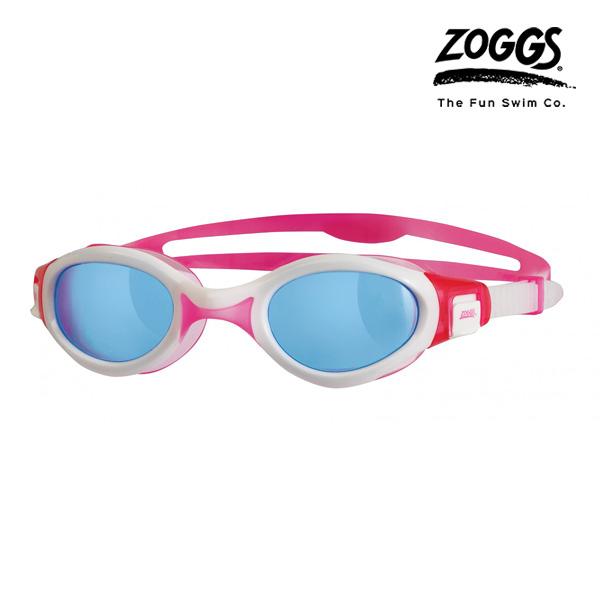 ZOGGS 비너스 우먼 수경 (WHITE-PINK)