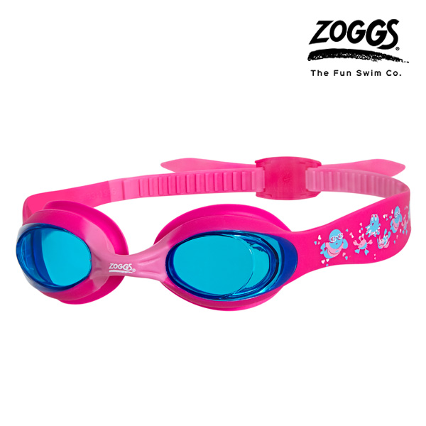 ZOGGS 리틀 트위스트 키즈 수경 (PINK)