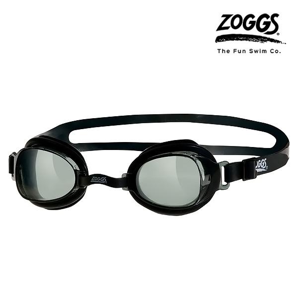 ZOGGS 오터 엑티브 수경 (BLACK-BLACK)