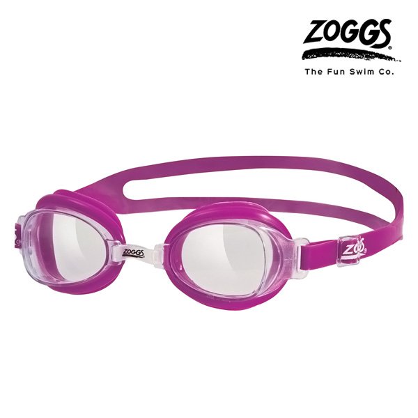 ZOGGS 오터 엑티브 수경 (PURPLE-PURPLE)