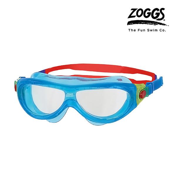 ZOGGS 팬텀 키즈 마스크 (BLUE-GREEN)