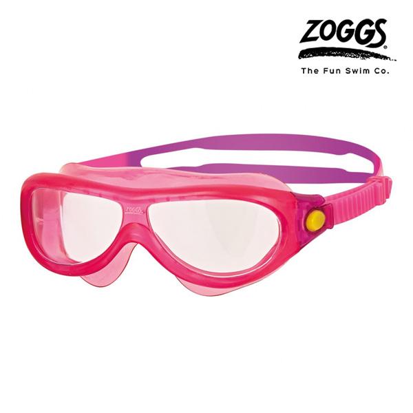 ZOGGS 팬텀 키즈 마스크 (PINK-PURPLE)