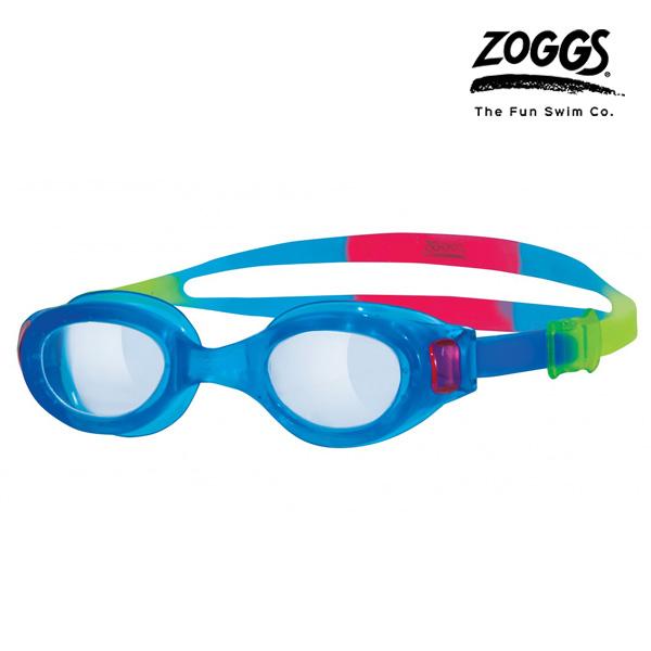 ZOGGS 리틀 팬텀키즈 수경 (BLUE)