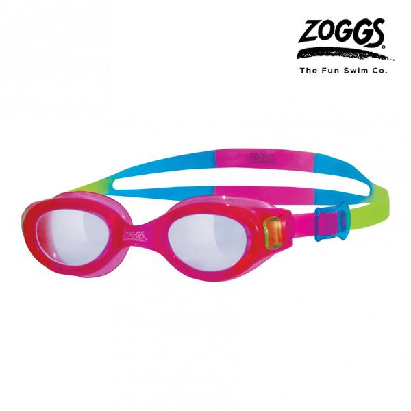 ZOGGS 리틀 팬텀키즈 수경 (PINK)