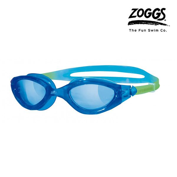 ZOGGS 파노라마 주니어 수경 (BLUE-BLUE)
