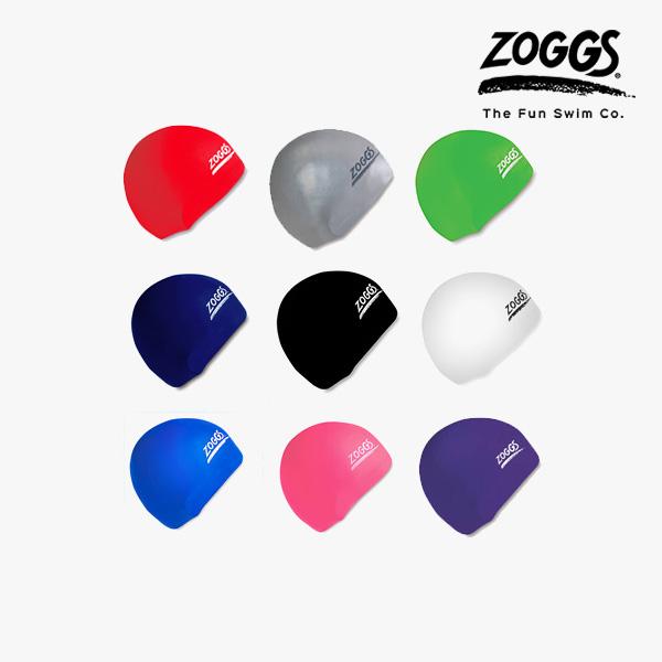 ZOGGS 라텍스 스윔 수모 Latex Swim Cap