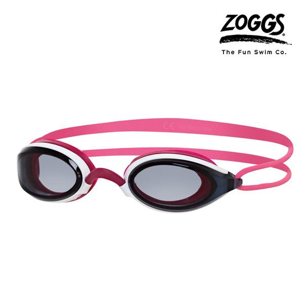 ZOGGS 퓨전에어 우먼스 수경(WHITE-PINK)