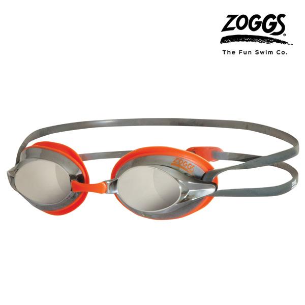 ZOGGS 레이스펙스 미러수경 (BLACK-ORANGE)