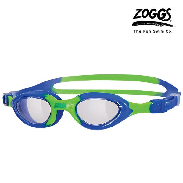 ZOGGS 리틀 슈퍼 씰 키즈 수경 (BLUE-GREEN)