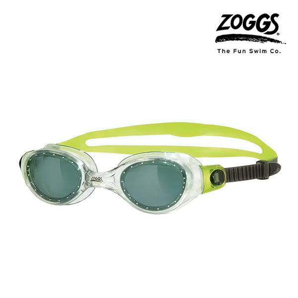 ZOGGS 팬텀 주니어 수경 (CLEAR-GREEN)