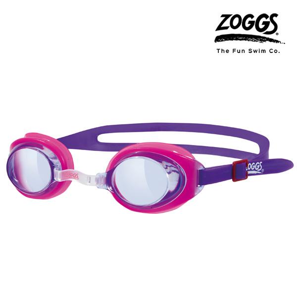 ZOGGS 리틀 리퍼 키즈 수경 (PINK)
