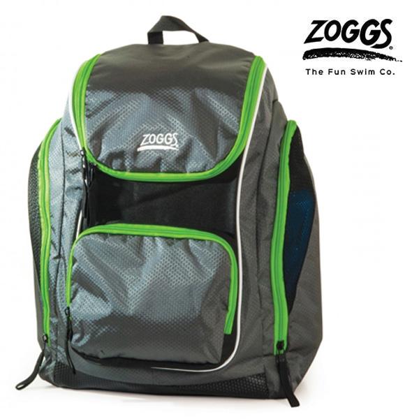 ZOGGS 폴사이드 백팩 조그스 BLK-GRY-GRN
