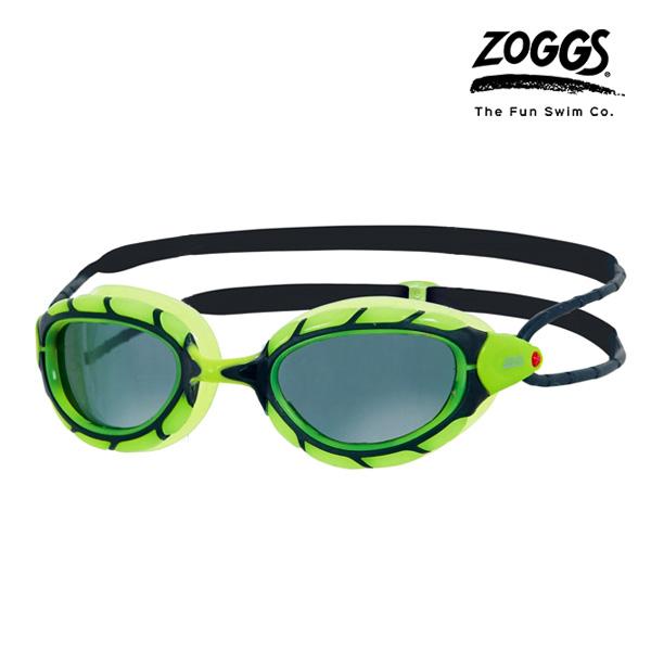 ZOGGS 프레데터 폴라이즈드수경(LIME-BLACK)