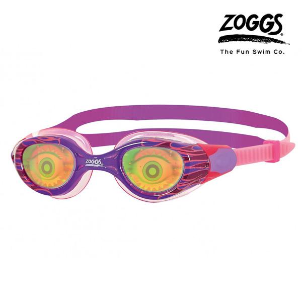 ZOGGS 씨 데몬 주니어 수경 (PURPLE-PINK)