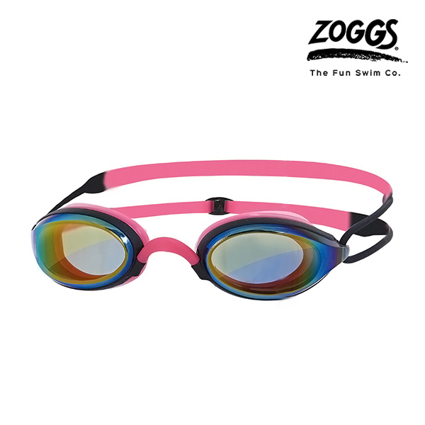 ZOGGS 퓨젼 에어 미러수경 (PINK-BLACK)