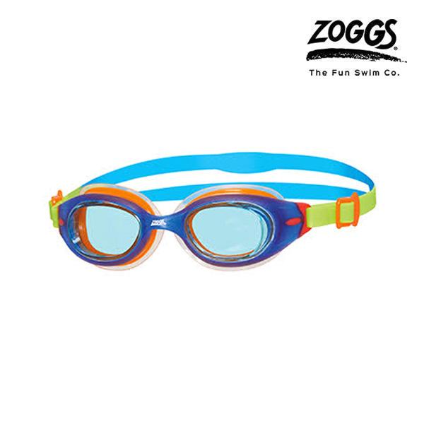 ZOGGS 리틀 소닉 에어쿠션 키즈-JELLY BLUE 수경