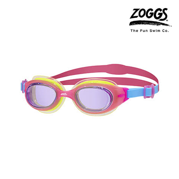 ZOGGS 리틀 소닉 에어쿠션 키즈-JELLY PINK 수경
