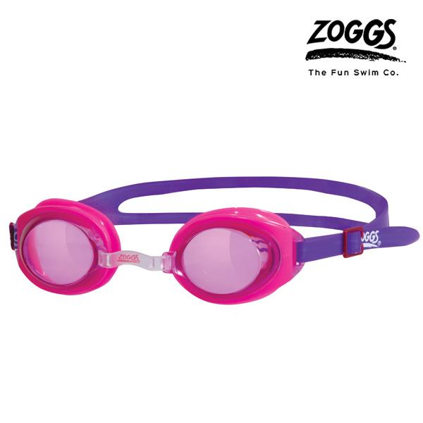 ZOGGS 리퍼 주니어 수경 (PINK-PURPLE)