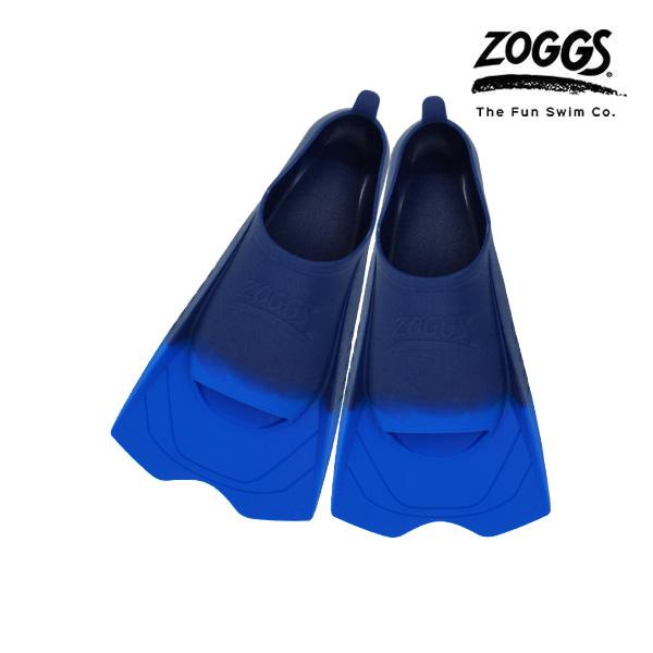 ZOGGS 울트라 블루 핀즈-NVY(255-270) 조그스 숏핀 오리발