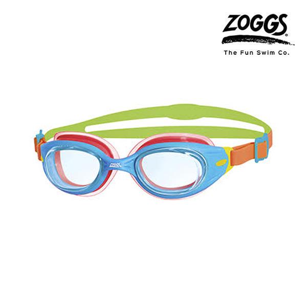ZOGGS 리틀 소닉 에어쿠션 키즈-LIGHT BLUE 수경